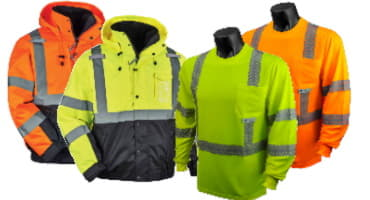 Featured High Visibility Clothing